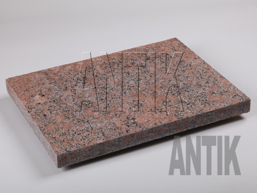 Flamed granite paving tile Withered 400x300x30