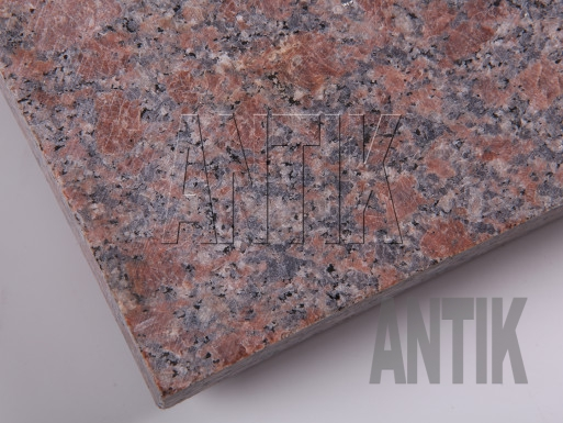 Machine cut granite paving tile Withered 300x300x30