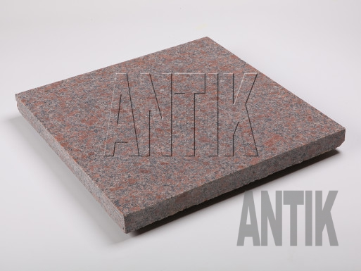 Machine cut granite paving tile Withered 400x400x30