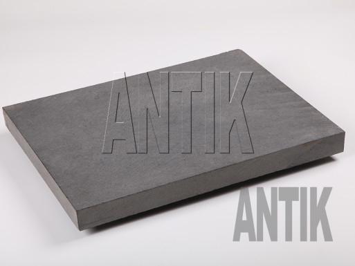 Basalt Bodenplatten Berestovetske gesägt 400x300x30