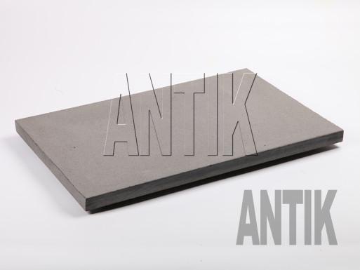 Basalt Bodenplatten Berestovetske kugelgestrahlt 600x400x30