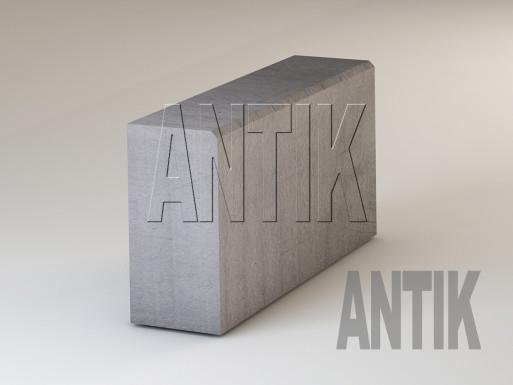 Basalt Bordsteine Berestovetske gesägt 300x150