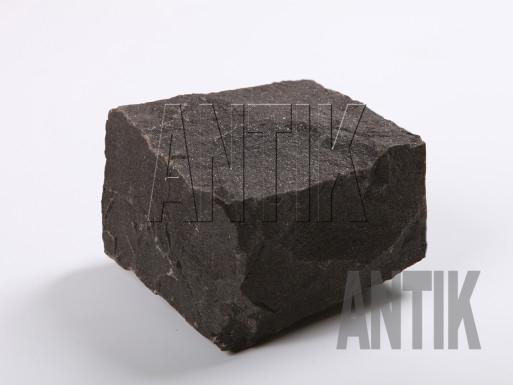 Basalt Pflastersteine Berestovetske gespalten 100x100x50