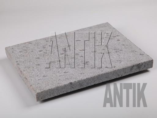 Granit Bodenplatten Kostyantynivsky kugelgestrahlt 400x300x30