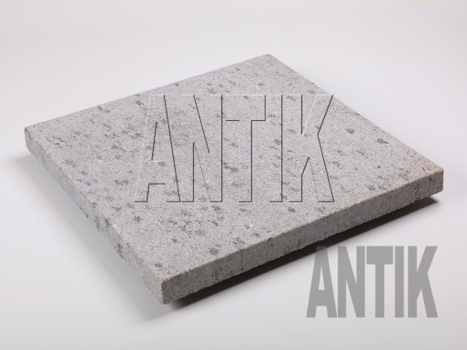 Granit Bodenplatten Kostyantynivsky kugelgestrahlt 400x400x30