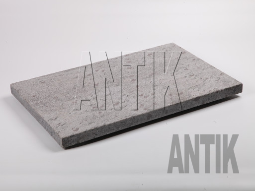 Granit Bodenplatten Kostyantynivsky kugelgestrahlt 600x400x30