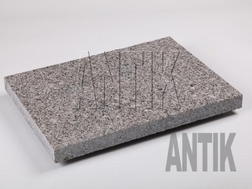 Granit Bodenplatten Tansky geflammt 400x300x30