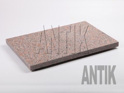 Granit Bodenplatten Withered geflammt 600x400x30