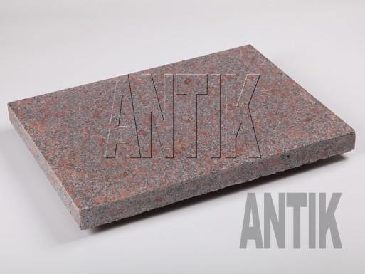 Granit Bodenplatten Withered gesägt 400x300x30