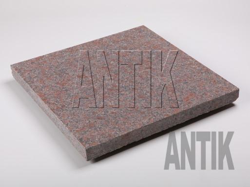 Granit Bodenplatten Withered gesägt 400x400x30