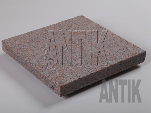 Granit Bodenplatten Withered kugelgestrahlt 300x300x30