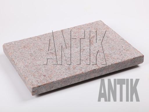 Granit Bodenplatten Withered kugelgestrahlt 400x300x30