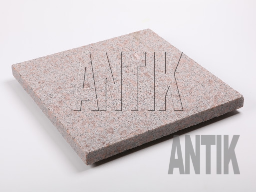Granit Bodenplatten Withered kugelgestrahlt 400x400x30
