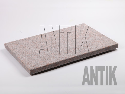 Granit Bodenplatten Withered kugelgestrahlt 600x400x30