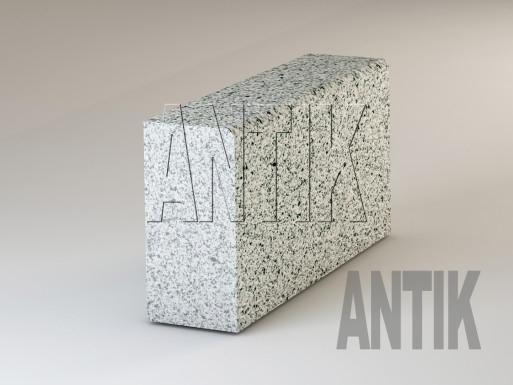 Granit Bordsteine Grey Ukraine geflammt 300x150