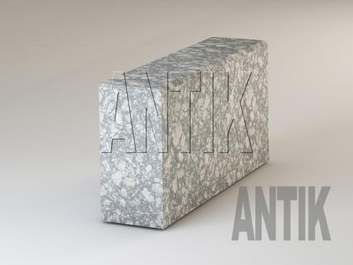 Granit Bordsteine Leopard gesägt 300x150