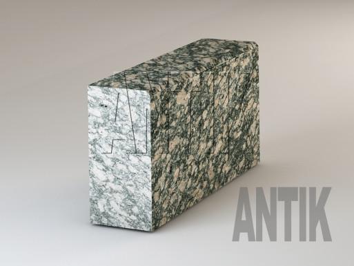 Granit Bordsteine Leopard poliert 300x150