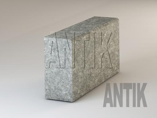Granit Bordsteine Rogovske gesägt 300x150