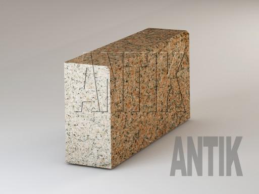 Granit Bordsteine Rosa Kyshyn poliert 300x150