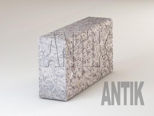 Granit Bordsteine Sophiyvsky geflammt 300x150