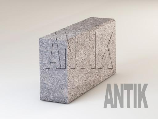 Granit Bordsteine Tansky geflammt 300x150