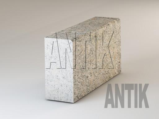 Granit Bordsteine Withered geflammt 300x150