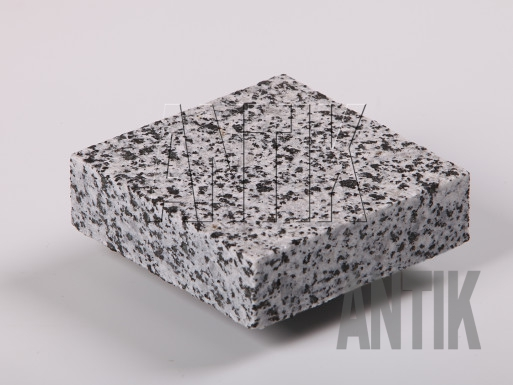 Granit Pflastersteine Grey Ukraine gesägt 100x100x30
