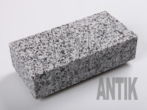 Granit Pflastersteine Grey Ukraine gesägt 200x100x50