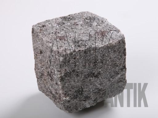 Granit Pflastersteine Kostyantynivsky gespalten 100x100x100