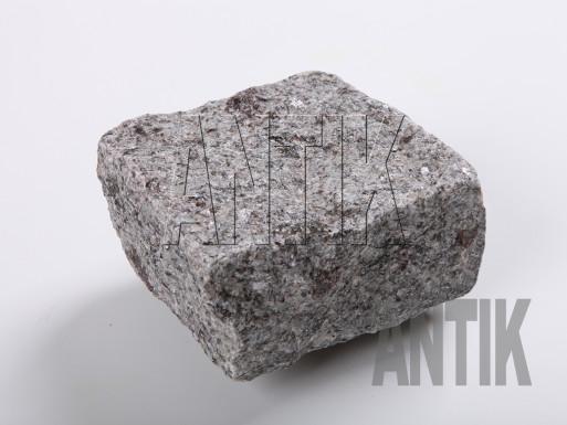 Granit Pflastersteine Kostyantynivsky gespalten 100x100x50