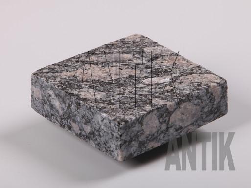 Granit Pflastersteine Leopard gesägt 100x100x30