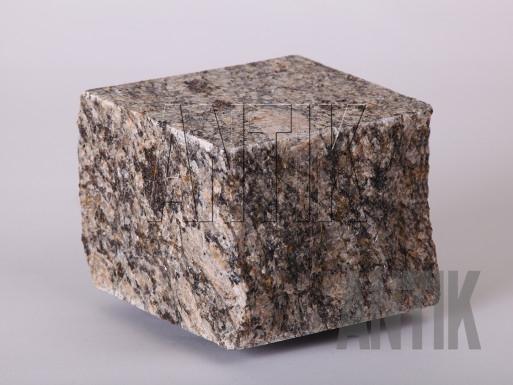 Granit Pflastersteine Sophiyvsky gesägt und gespalten 100x100x100
