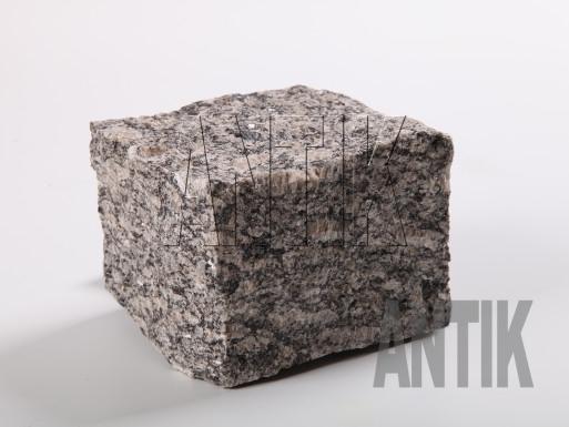 Granit Pflastersteine Sophiyvsky gespalten 100x100x100