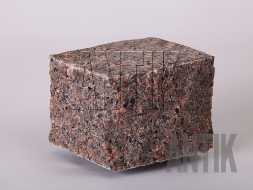 Granit Pflastersteine Star of Ukraine gesägt und gespalten 100x100x100