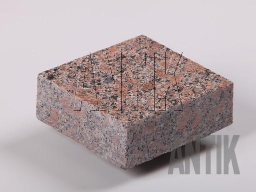 Granit Pflastersteine Withered gesägt 100x100x30