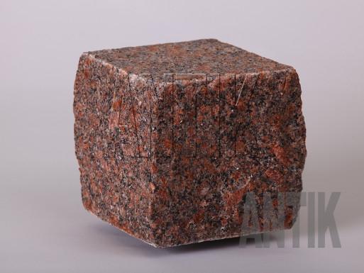 Granit Pflastersteine Withered gesägt und gespalten 100x100x100