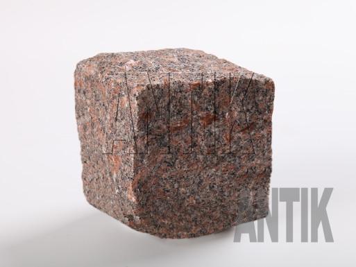 Granit Pflastersteine Withered gespalten 100x100x100