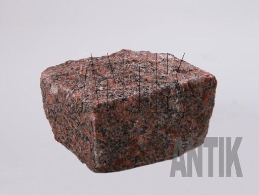 Granit Pflastersteine Withered gespalten 100x100x50