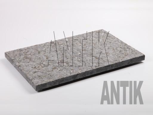 Labradorit Bodenplatten Irina Blue kugelgestrahlt 600x400x30
