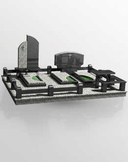 Complex gravestones