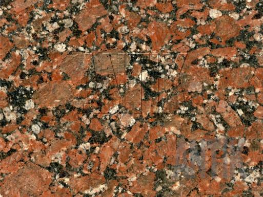 Granite Anastasia Red texture