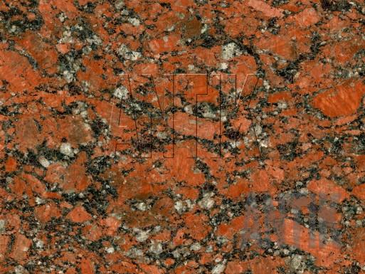 Granite Rosso Santiago texture
