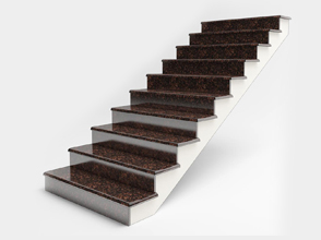 Stone steps applications