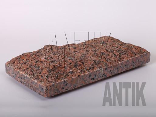 Плита скала Емельяновское Гранит 400x200x60