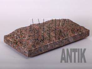 Плита скала Межиричское Гранит 400x200x60