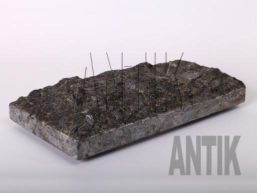 Плита скала Осныковское Лабрадорит 400x200x60