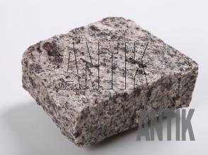 Брусчатка гранит колотая Софиевское (Sophiyvsky) 100x100x50