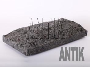 Плита скала Константиновское Гранит 400x200x60 (мокрая)