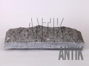 Плита скала Константиновское Гранит 400x200x60 (горизонтально)