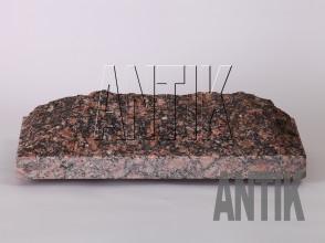Плита скала Крупское Гранит 400x200x60 (горизонтально)